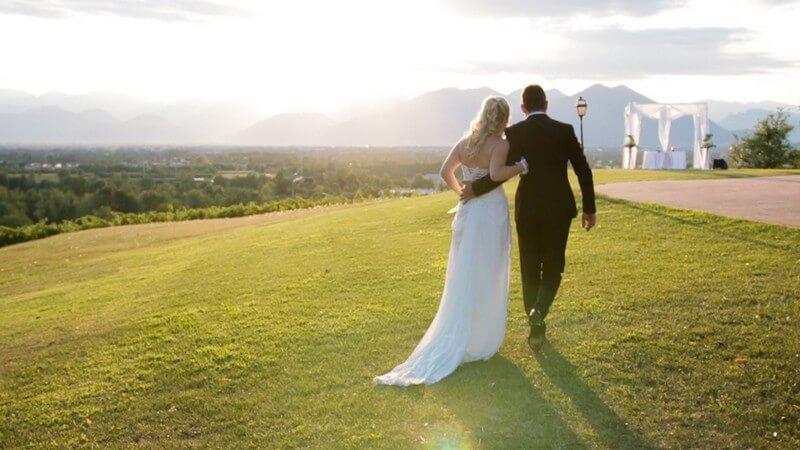 matrimonio a Villa Le Forge
