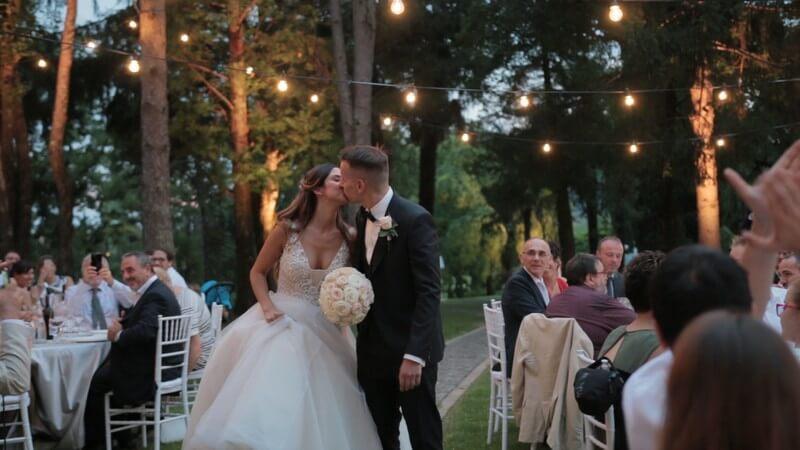 Matrimonio al Castello di Spessa