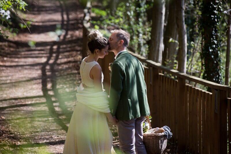 my wild love - inspirational shooting nel bosco